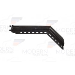 ANGLED MUD FLAP HANGER - Black